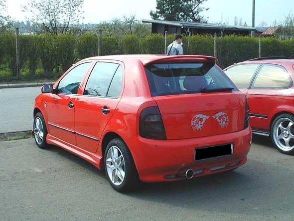 Škoda Fabia 01